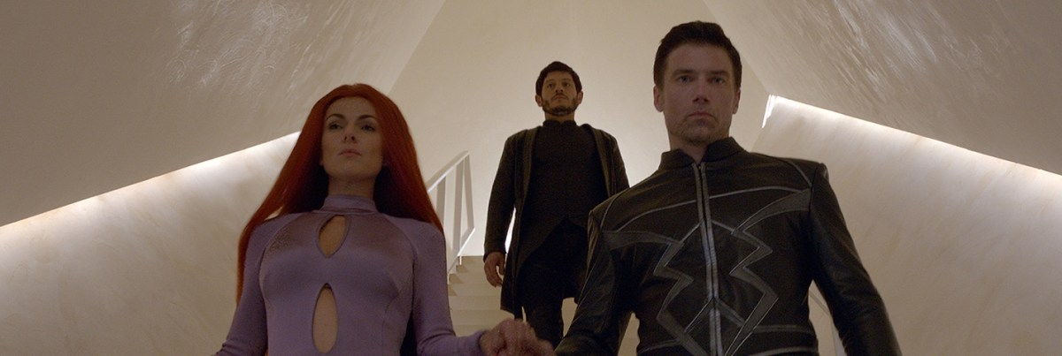 Marvel's Inhumans Review - Comic TV Takes A Chance On Pulp