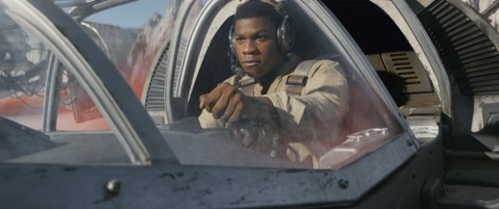 Star Wars The Last Jedi Review - John Boyega