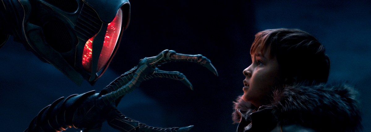 Lost In Space Review - Family Sci-Fi Is As Tricky As It Was 50 Years Ago