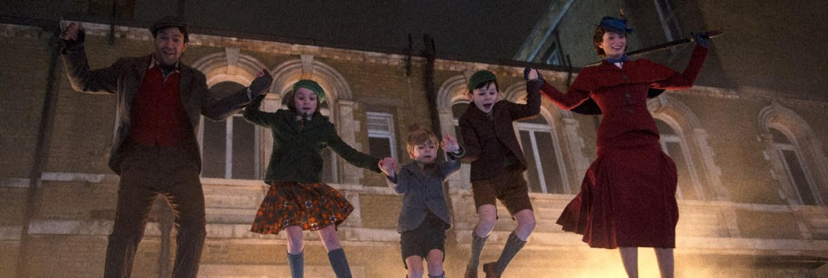 Mary Poppins Returns Trailer Screams Rob Marshall Magic
