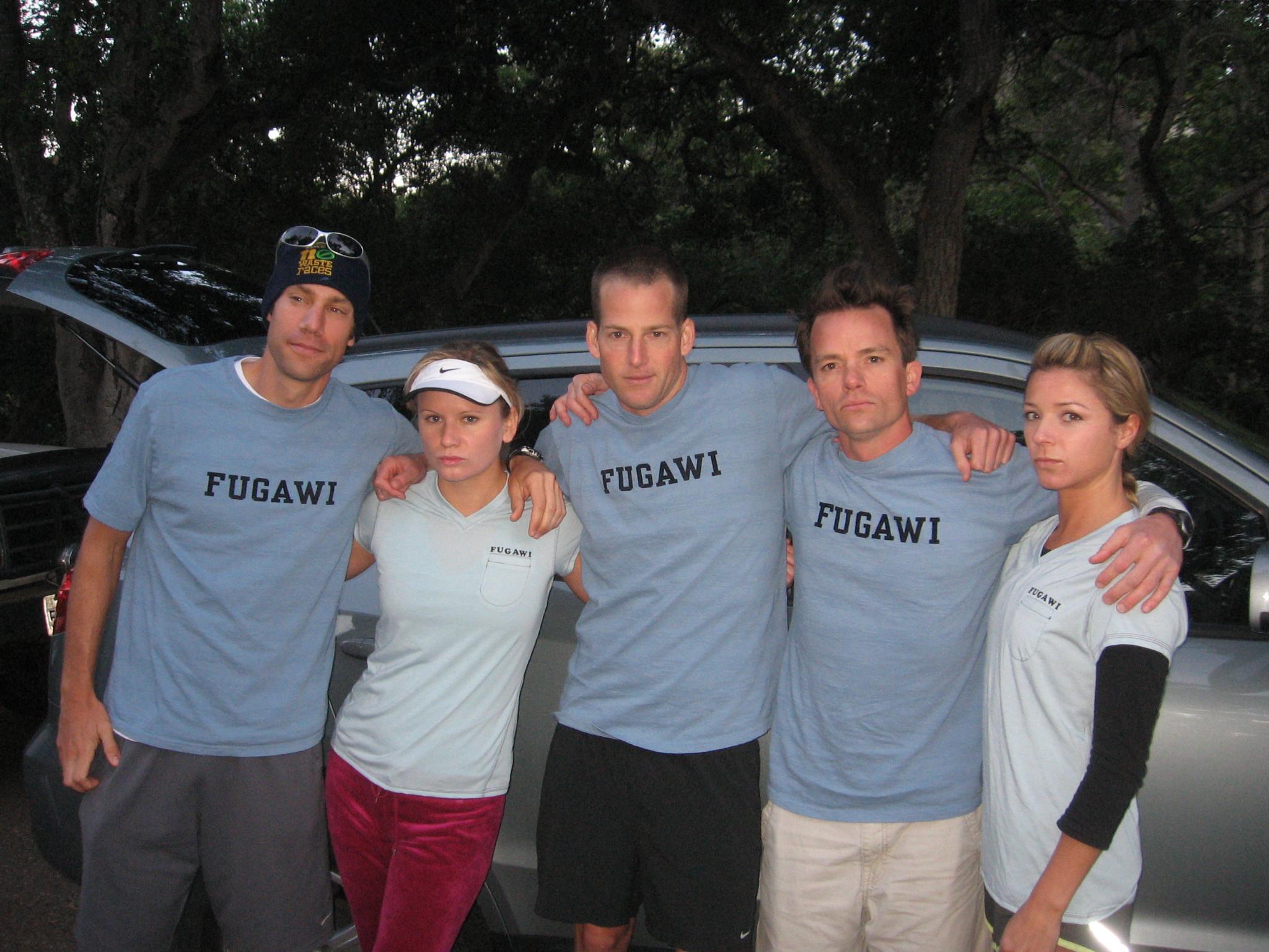 John, Ingrid, Scott, Steve, Dana