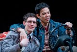 Cory Michael Smith as Benji and Jon Norman Schneider as Kenny. Photo by Michael Brosilow.