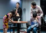 Tina Chilip as Twee, Jeffrey Omura as JJ, James Yaegashi as Rod, and Tiffany Villarin as Momo