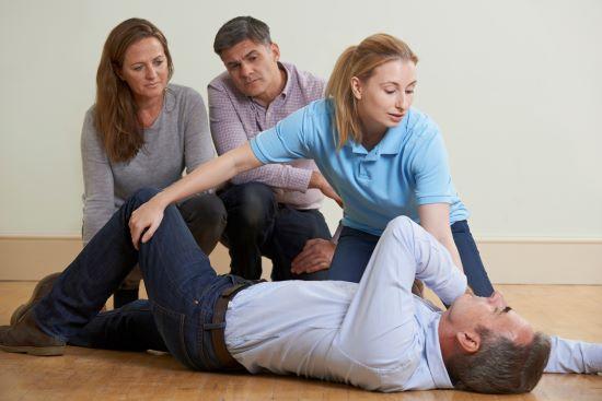 Accident Reenactment
