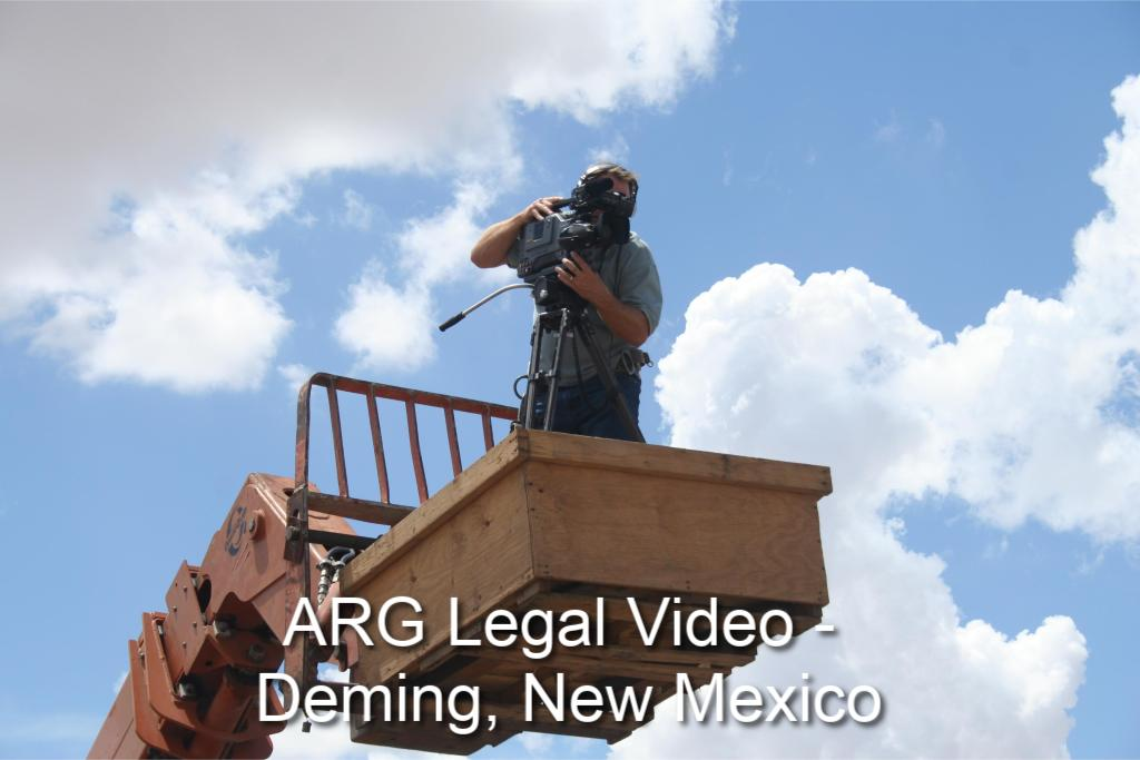 ARG Legal Video on Location