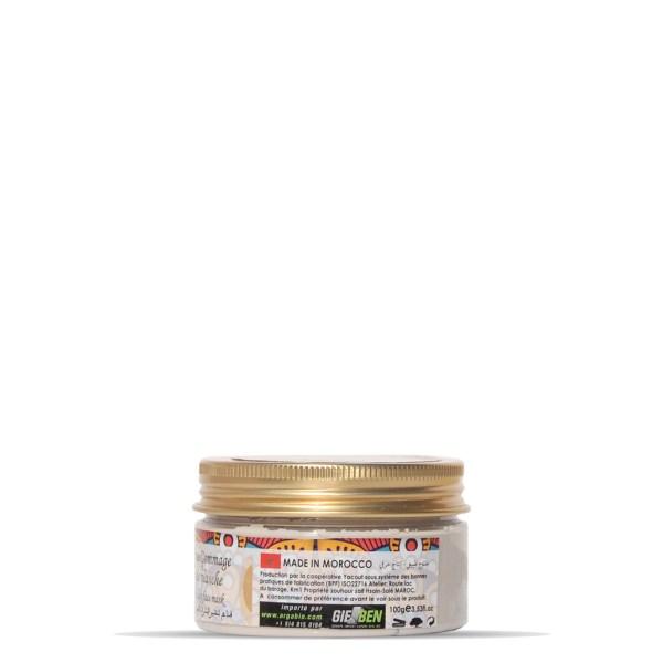 Masque de gommage argile 100 gr