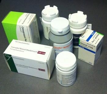 Mediciner, piller, smärtstillande