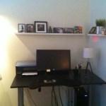 Mitt kontor är lite mer färdigt!