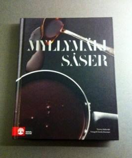 Tommy Myllymäki: Såser. En bok om sås med bilder av Charlie Drevstam.