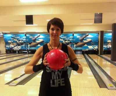 Arga Klara bowlar. Bowling.