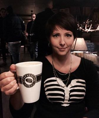 Arga Klara på Espresso House