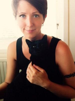 Arga Klara och katten Bacon