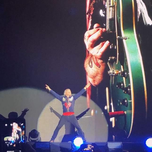 Bon Jovi i Stockholm 2019