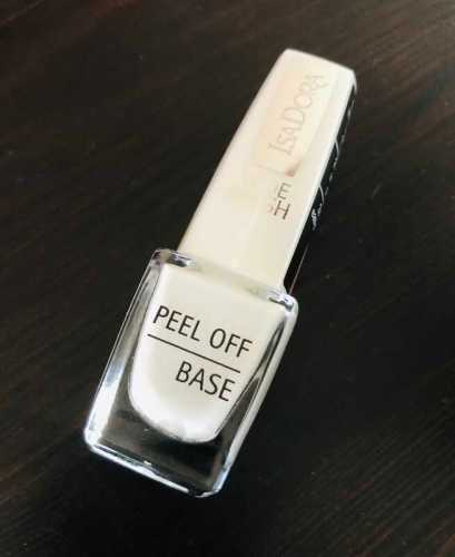 Isadora Peel Off Base nagellack