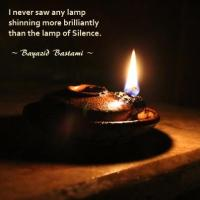 Lamp of Silence! - Known is a drop, Unknown is an Ocean