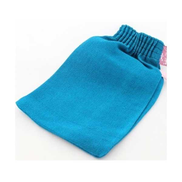 scrub handske blå