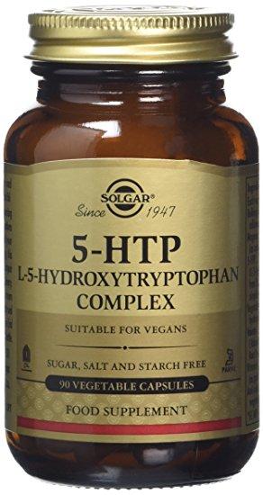 5-HTP 90 Capsulas Vegetales Solgar