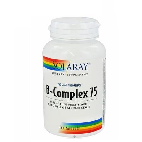 B Complex 75 Solaray