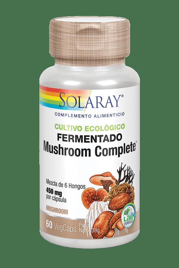 Mushroom complete 60 caps Solaray