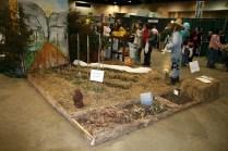 2008 Ozark Folk Center Display