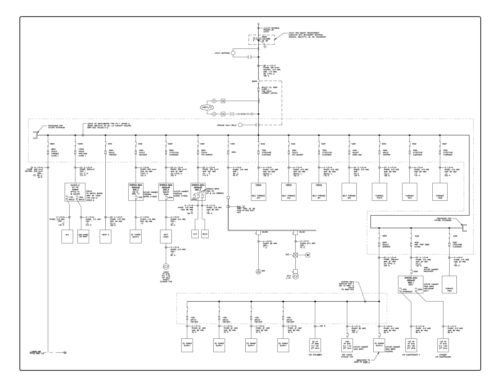 single line wiring diagram, Wiring electric