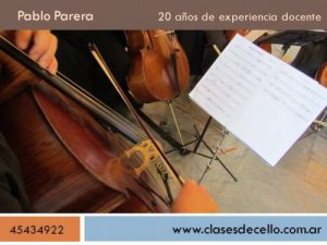 clases cello