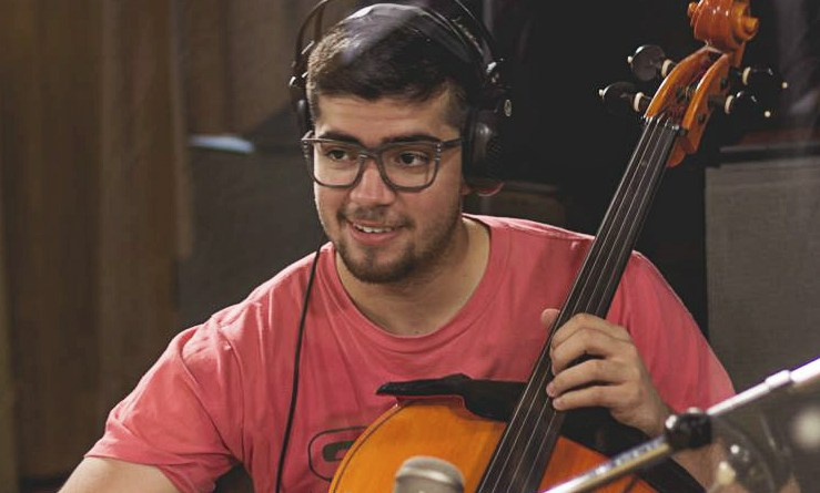 Tomas Estigarribia profesor cello
