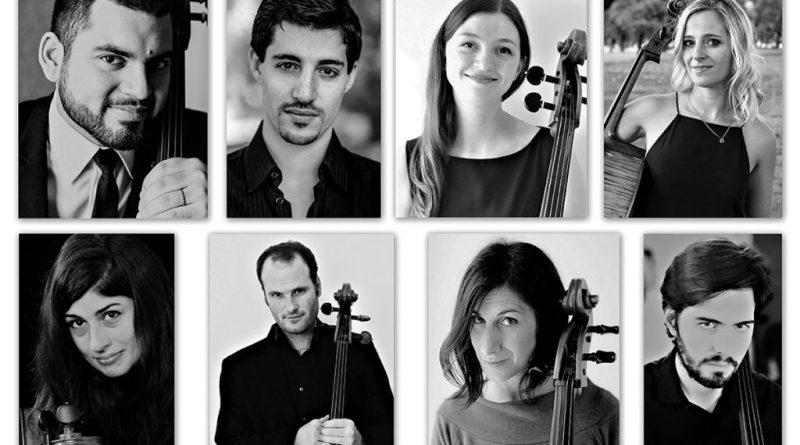 8 Violoncellos – Ensamble en vivo en el Auditorio Nacional