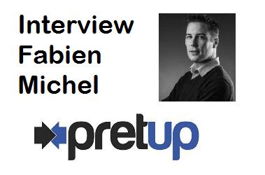 Interview de Fabien Michel Fondateur et CEO de Pretup