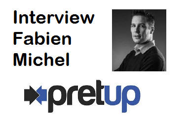 Interview Fabien Michel Pretup