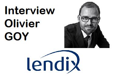 Interview d'Olivier Goy Lendix