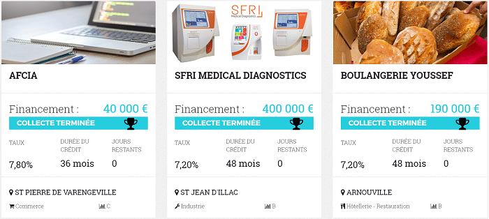 Projets Credit.fr