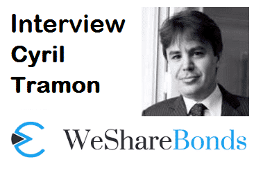 Interview de Cyril TRAMON – CEO de WeShareBonds