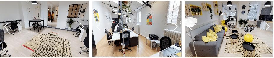 Myflexoffice location de bureaux tout équipés