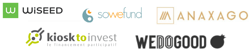 Plateformes de CrowdFunding Equity