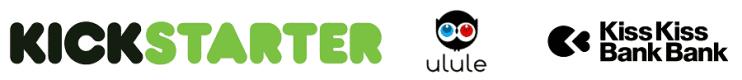 Les plateformes de CrowdFunding en Dons - Kickstarter - Ulule - KissKissBankBank