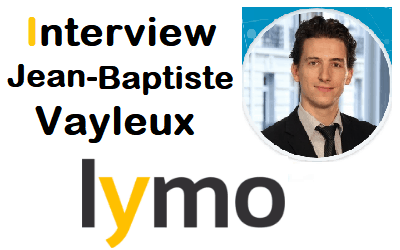 Interview Jean-Baptiste VAYLEUX – DG LYMO