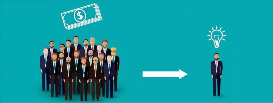 le crowdfunding un complément aux banques - Qu'est ce que le Crowdfunding