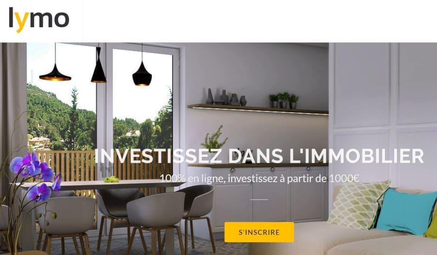 Avis Lymo plateforme de Crowdfunding immobilier