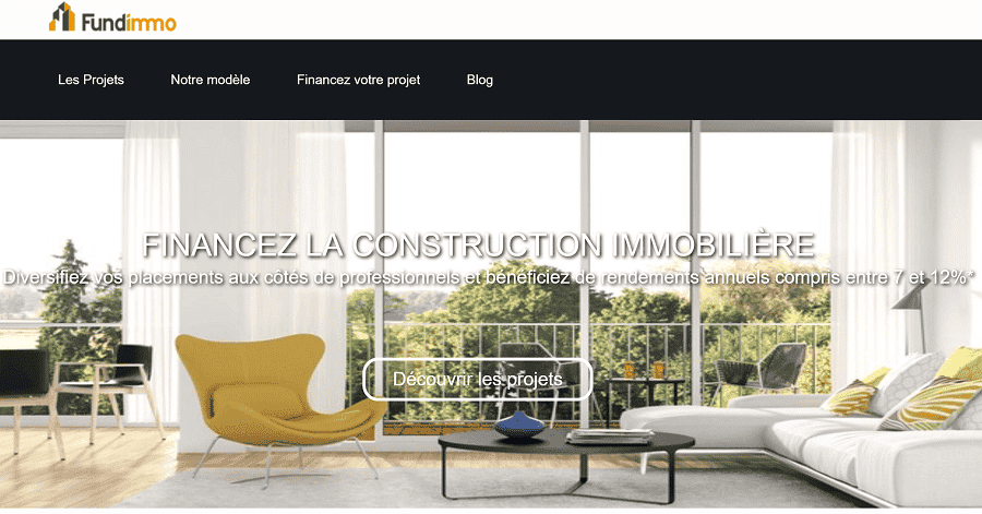 Fundimmo Crowdfunding Immobilier