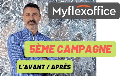Mylfexoffice - 5ième campagne de financement participatif