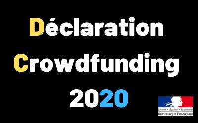 Déclaration de vos revenus Crowdfunding 2020 en 6 points