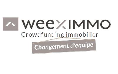 weeXimmo Nouveau départ suite au rachat par BAILA PRIVATE EQUITY