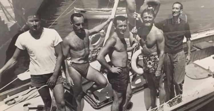 Kirk_Duglas_(Ulisse)_a_Monte_Argentario_1954