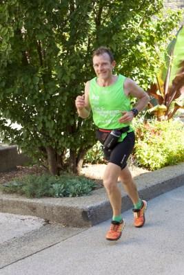 Laurent Diot vainqueur des 45 km