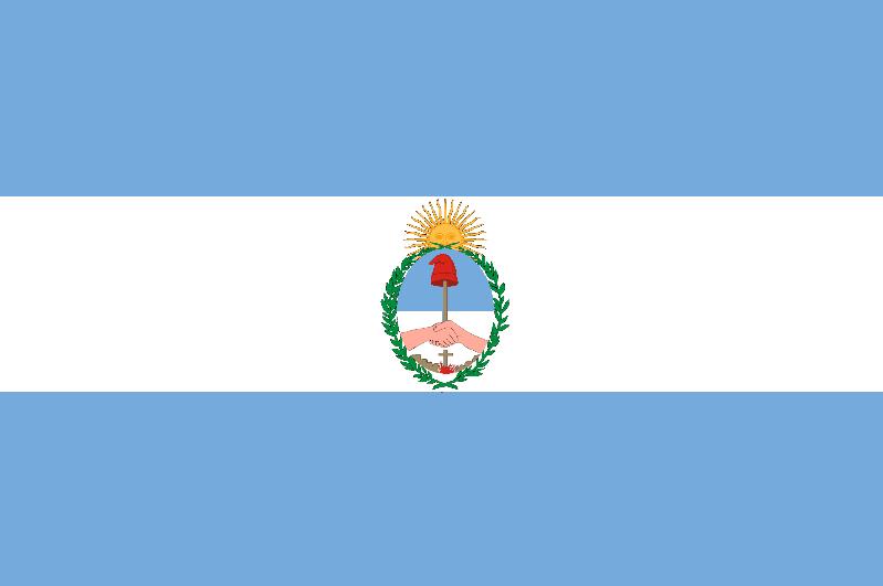 Bandera_corrientes_1822