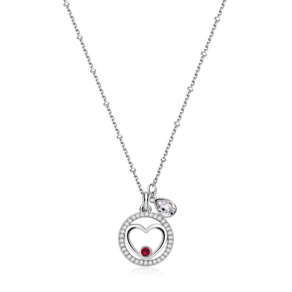 Brosway Collana Cuore in Argento