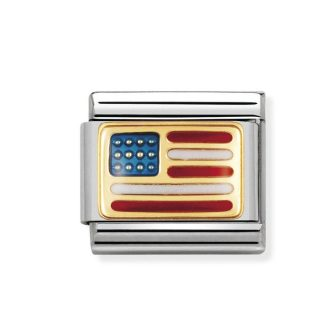 NominatioN Composable Bandiera USA