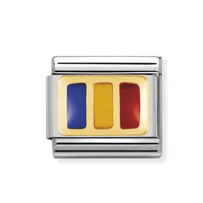 NominatioN Composable Bandiera Romania
