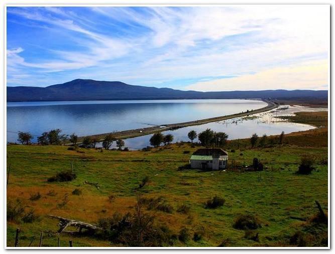 Lago Fagnano  Tolhuin  Tierra del Fuego